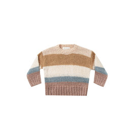 Rylee & Cru Stripe Aspen Sweater Baby