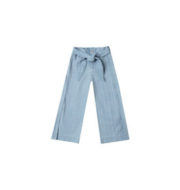 Rylee & Cru Denim Wide Leg Pant
