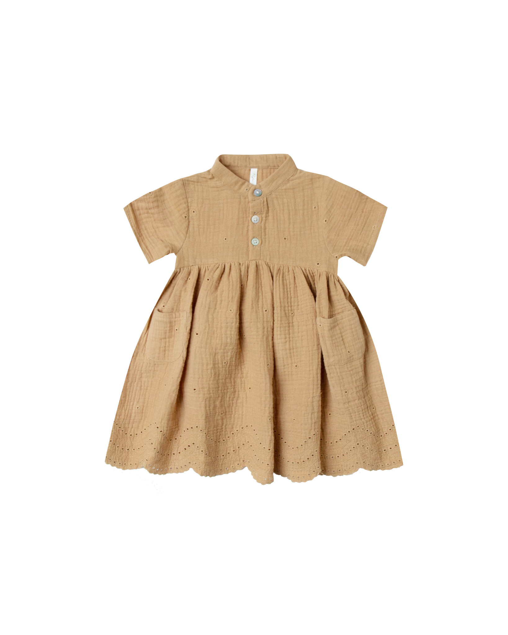 Rylee & Cru Esme Dress- Honey