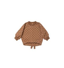 Rylee & Cru Celestial Cinched Sweatshirt Baby