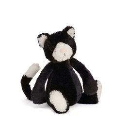 Jellycat Bashful Black & White Kitty - Small