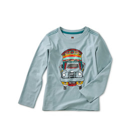Tea Collection Phool Patti Bus Tee