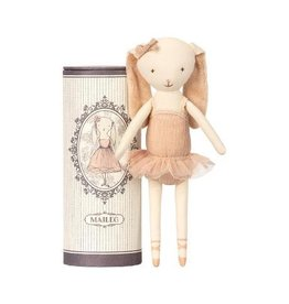Maileg Dancing Ballerina Bunny in Tube- Short Tutu