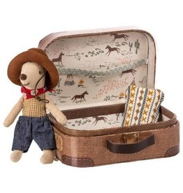 Maileg Cowboy in Suitcase, Little Brother