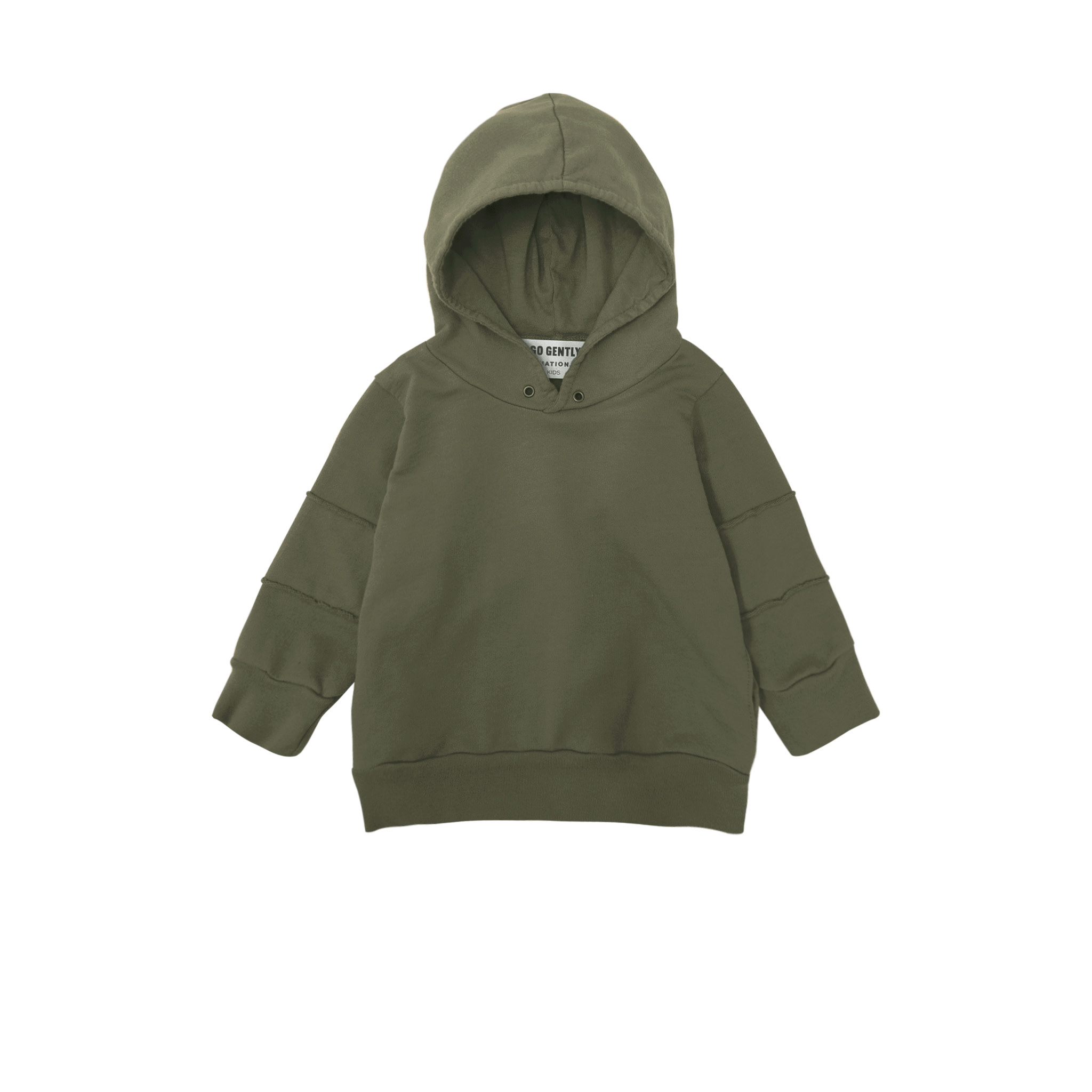 Go Gently Nation Moss Hoodie