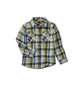Tea Collection Everest Plaid Shirt