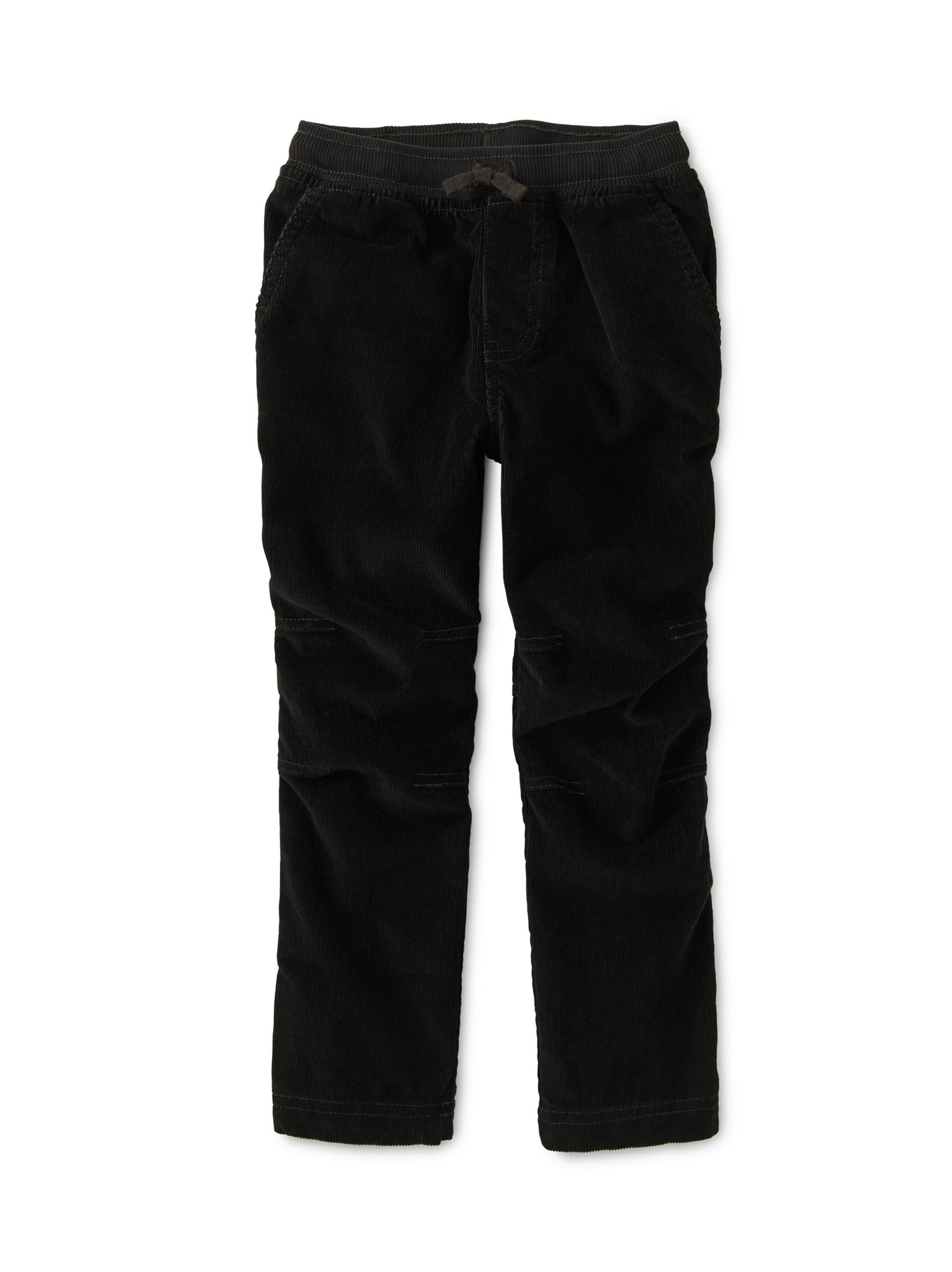 Tea Collection Black Corduroy Easy Pants