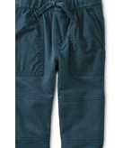 Tea Collection Baby Bedford Blue Joggers