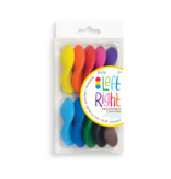 Ooly Left Right Crayons - Set of 10