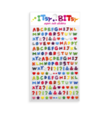 Ooly Itsy Bitsy Stickers - Pattern Alaphabet
