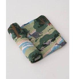 Little Unicorn Swaddle Blanket - Jurassic World