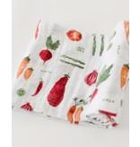 Little Unicorn Swaddle Blanket - Farmers Market