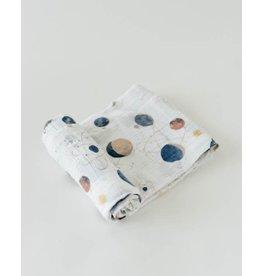Little Unicorn Swaddle Blanket - Planetary