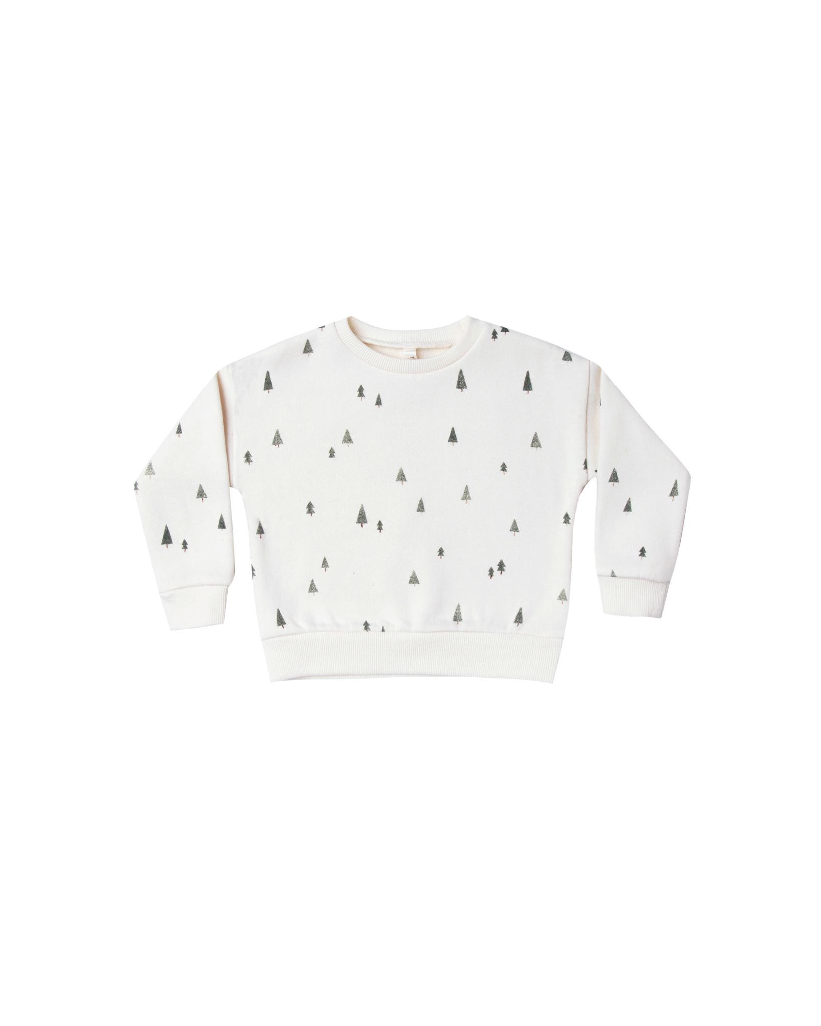 Rylee & Cru Trees Sweatshirt