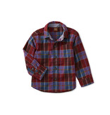 Tea Collection Family Plaid Baby Shirt