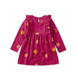 Tea Collection Festival Ruffle Baby Dress - Holi