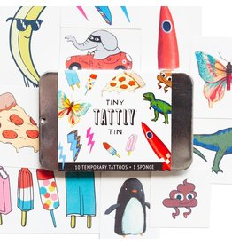 Tattly Tiny Fun Tattoo Tin