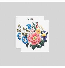 Tattly Stitched Bouquet Tattoos