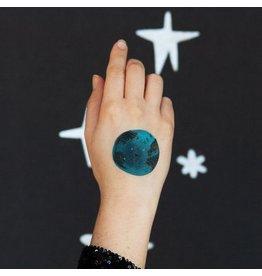Tattly Earth Tattoos