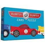 Chronicle Books Bumper to Bumper Cars Puzzle