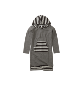 Tea Collection Double Knit Hooded Dress