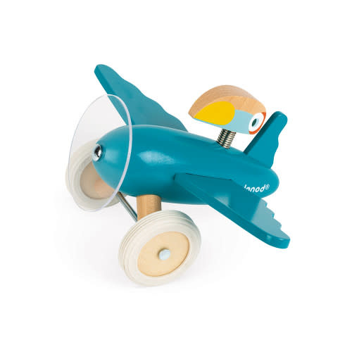 JuraToys (Janod) Spirit Plane Diego