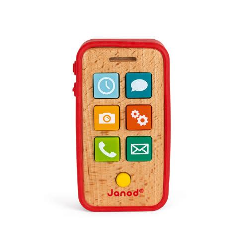 JuraToys (Janod) Sound Telephone