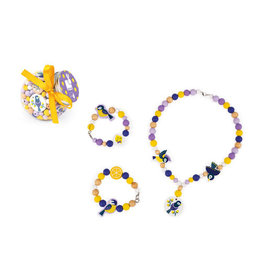 JuraToys (Janod) Birdy Chickadee Beads
