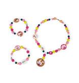 JuraToys (Janod) Birdy Swans 220 Beads
