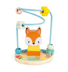 JuraToys (Janod) Pure Fox Bead Maze