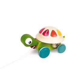 JuraToys (Janod) Pull Along Turtle