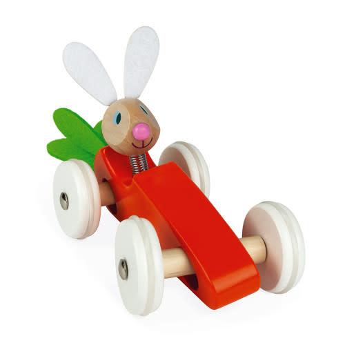 JuraToys (Janod) Carrot Car