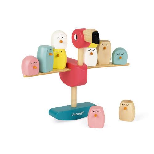 Juratoys Flamingo Balancing Game