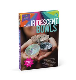 Ann Williams Group Mini Irridescent Bowls