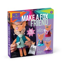 Ann Williams Group Make a Fox Friend
