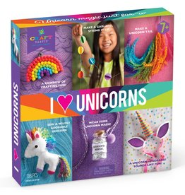 Ann Williams Group I Love Unicorns Kit