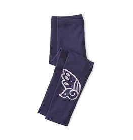 Tea Collection Twilight Winged Cozy Leggings
