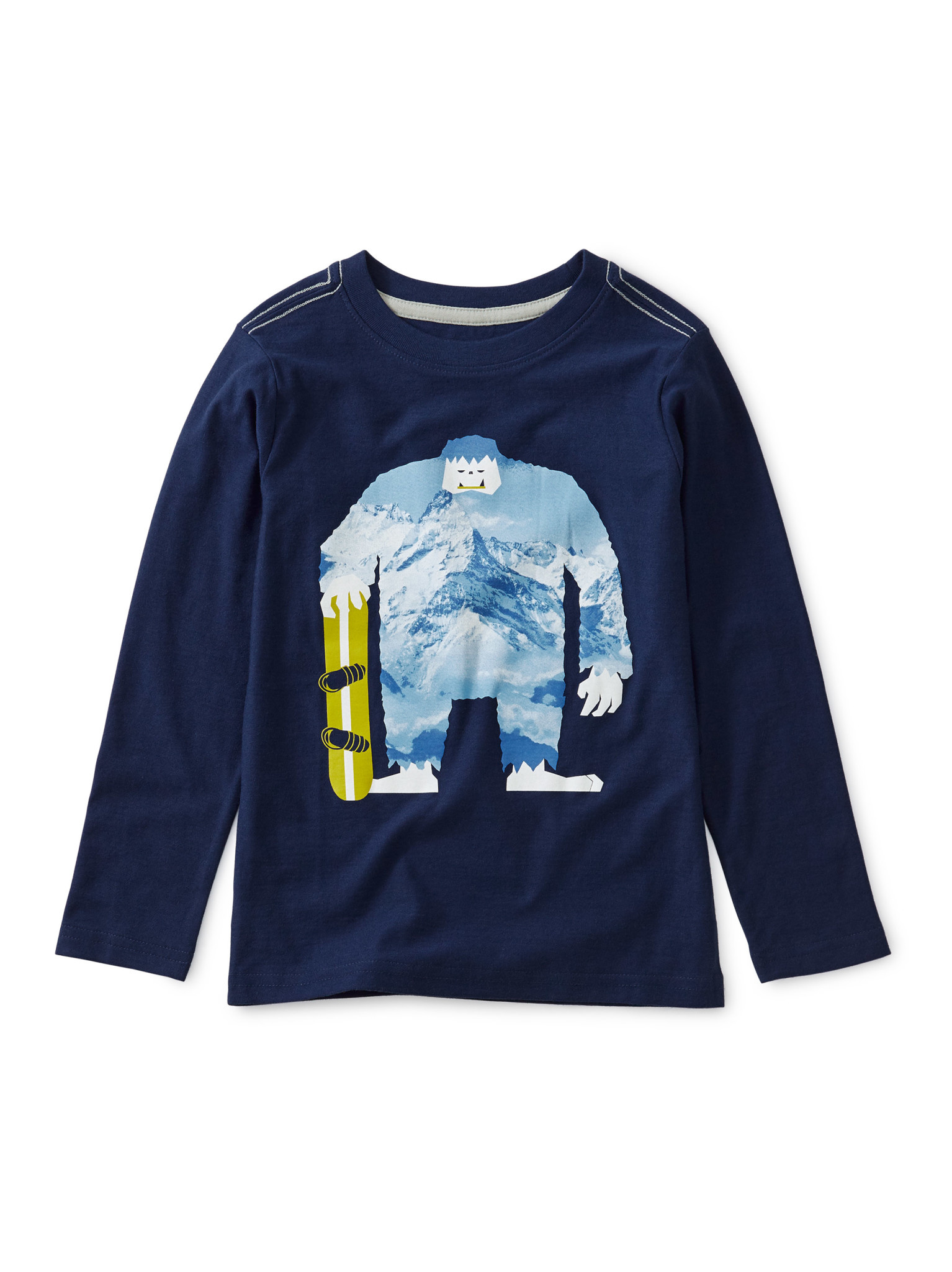 Tea Collection Yeti Storytelling Graphic Tee