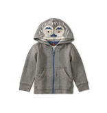 Tea Collection Yeti Zip Baby Hoodie