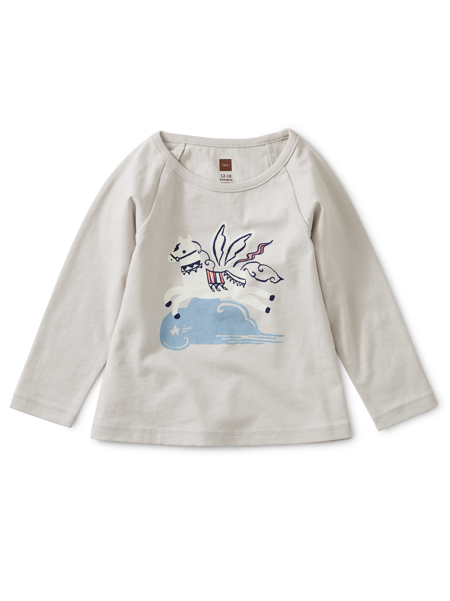 Tea Collection Wind Horse Storytelling Tee