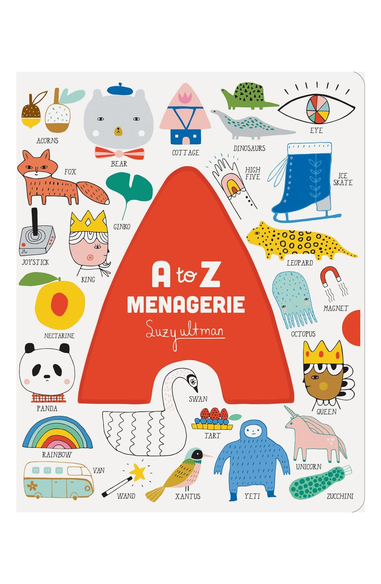 Chronicle Books A to Z Menagerie