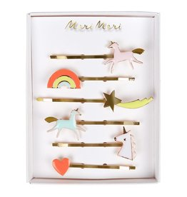 Meri Meri Unicorns and Rainbows Hair Pins