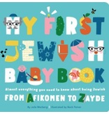 Simon & Schuster My First Jewish Baby Book