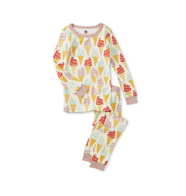 Tea Collection Ice Cream Cone Pajamas