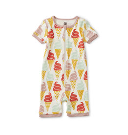 Tea Collection Short Sleeve Baby Pajamas