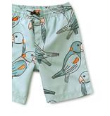 Tea Collection Full-Length Swim Trunk | Parakeet