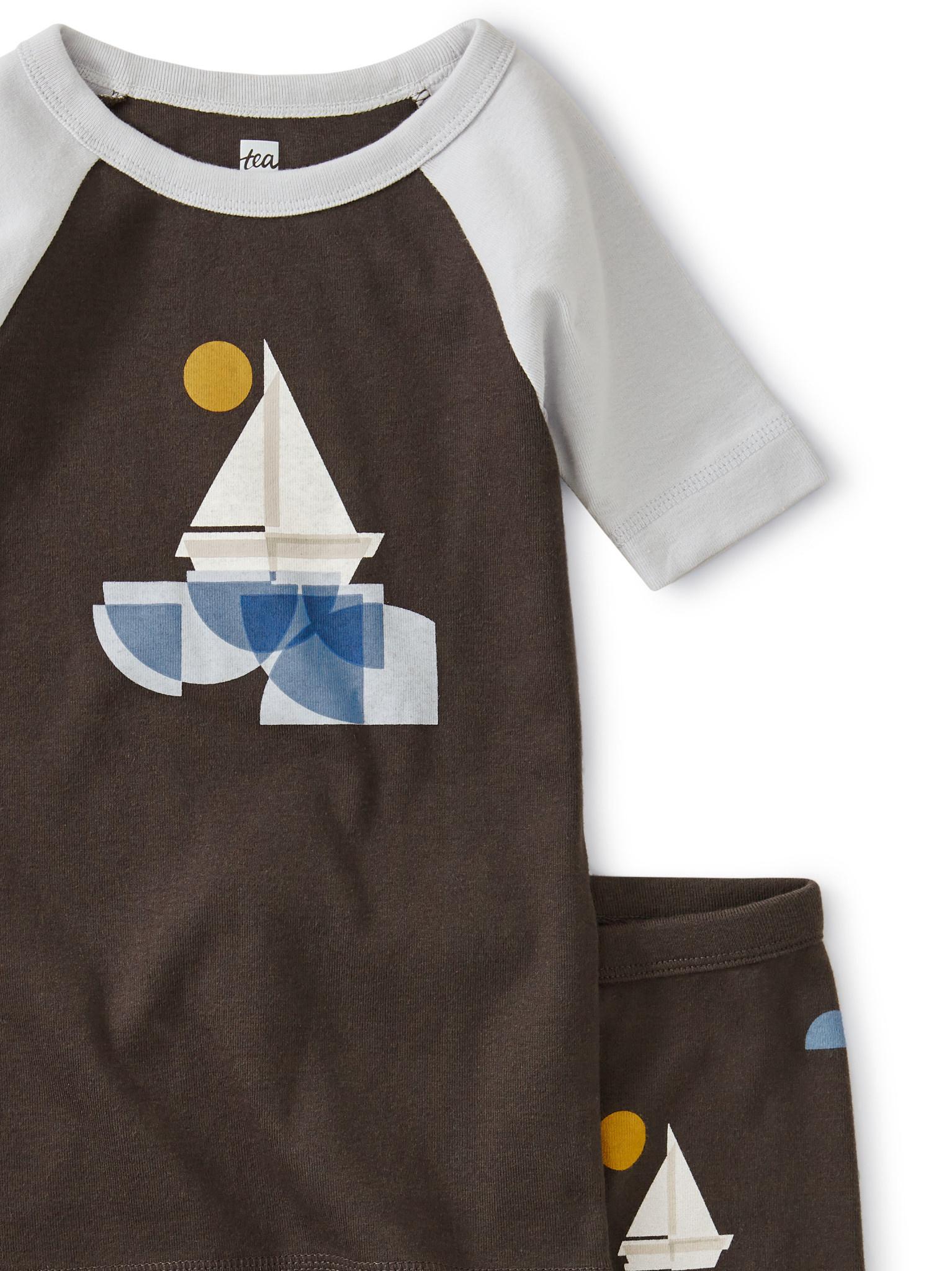 Tea Collection Sailing the Nile Pajamas