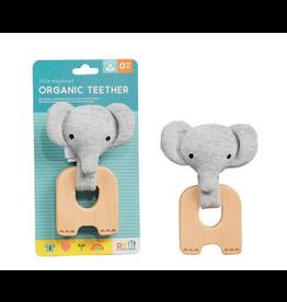 Wild & Wolf Organic Teether - Elephant
