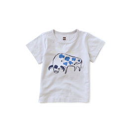 Tea Collection Rockin' Bull Baby Tee