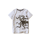Tea Collection Tangled Octopus UV Tee